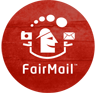 FairMail Logo Brown