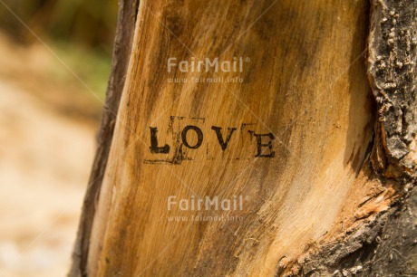 Fair Trade Photo Colour image, Horizontal, Love, Peru, South America, Valentines day, Wood