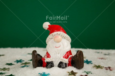 Fair Trade Photo Christmas, Colour image, Horizontal, Peru, Santaclaus, Snow, South America, Star