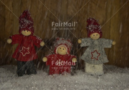 Fair Trade Photo Christmas, Colour image, Friendship, Horizontal, Peru, Snow, South America