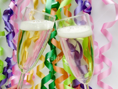 Fair Trade Photo Champagne, Closeup, Congratulations, Decoration, Horizontal, Invitation, Marriage, Party, Peru, South America, Wedding