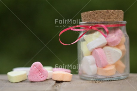 Fair Trade Photo Closeup, Colour image, Heart, Horizontal, Love, Marriage, Shooting style, Sweets, Valentines day, Wedding