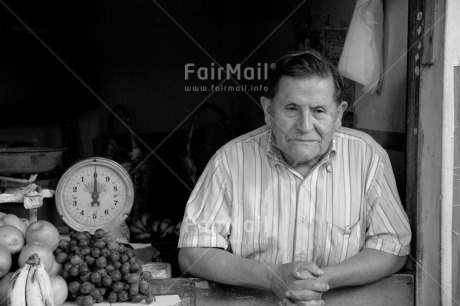 Fair Trade Photo Black and white, Horizontal, People, Peru, Shooting style, South America