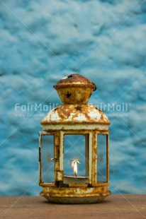 Fair Trade Photo Colour image, Condolence/Sympathy, Lamp, Light, Peru, South America, Vertical, Vintage