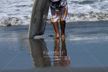 Fair Trade Photo Colour image, Horizontal, Peru, South America, Sport, Surf