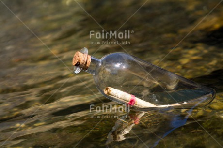 Fair Trade Photo Bottle, Colour image, Friendship, Horizontal, Love, Peru, South America, Valentines day, Water