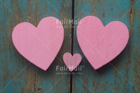 Fair Trade Photo Blue, Colour image, Fathers day, Heart, Horizontal, Love, Mothers day, New baby, Peru, Pink, South America, Table, Valentines day, Wood