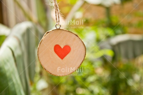 Fair Trade Photo Colour image, Green, Heart, Horizontal, Love, Marriage, Mothers day, Peru, Red, South America, Thinking of you, Valentines day, Wedding, Wood