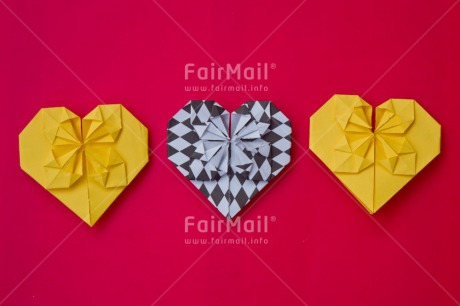 Fair Trade Photo Colour image, Fathers day, Heart, Horizontal, Love, Mothers day, Origami, Peru, Red, Sorry, South America, Thinking of you, Valentines day