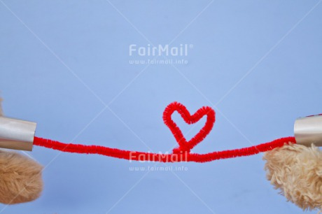 Fair Trade Photo Animals, Bear, Blue, Colour image, Heart, Horizontal, Love, Marriage, Peluche, Peru, South America, Thinking of you, Valentines day, Wedding, Wood