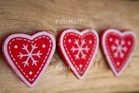 Fair Trade Photo Christmas, Colour image, Heart, Horizontal, Love, Peru, Red, South America, Valentines day, White, Wood