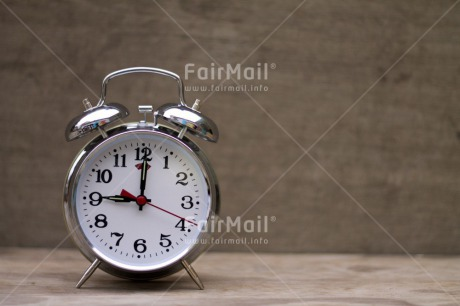 Fair Trade Photo Clock, Colour image, Dailylife, Horizontal, New Job, Peru, South America, Time