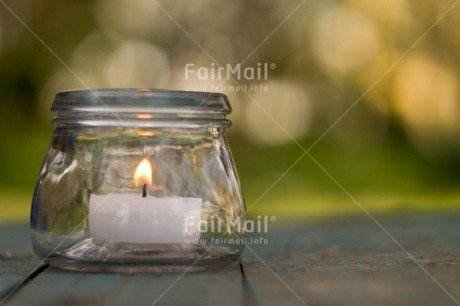 Fair Trade Photo Candle, Christmas, Colour image, Condolence/Sympathy, Flame, Flower, Horizontal, Peru, South America, Spirituality, Thinking of you, Wellness, White
