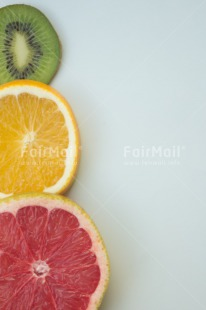 Fair Trade Photo Colour image, Food and alimentation, Fruits, Get well soon, Grape, Health, Kiwi, Orange, Peru, South America, Vertical, Wellness