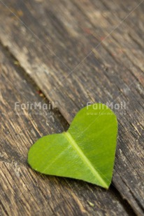 Fair Trade Photo Blue, Colour image, Green, Heart, Leaf, Love, Mothers day, Peru, Sky, South America, Valentines day, Vertical, Wood