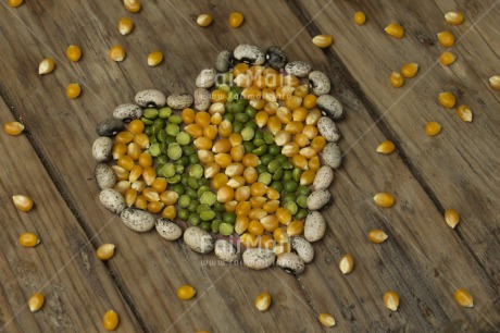 Fair Trade Photo Colour image, Food and alimentation, Heart, Horizontal, Love, Peru, South America, Valentines day