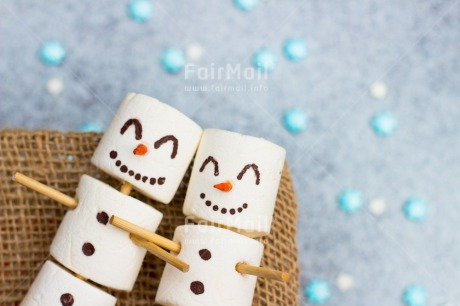 Fair Trade Photo Adjective, Christmas, Christmas decoration, Colour, Colour image, Horizontal, Object, Place, Snow, Snowflake, Snowman, South America