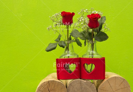 Fair Trade Photo Closeup, Colour image, Flower, Heart, Love, Mothers day, Peru, Red, Rose, South America, Studio, Thank you, Valentines day, Wood