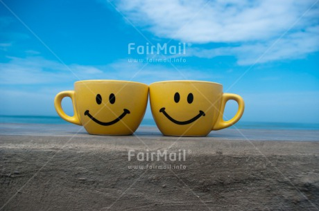 Fair Trade Photo Colour image, Cup, Emotions, Friendship, Happiness, Holiday, Horizontal, Peru, Smile, South America, Together