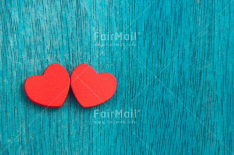 Fair Trade Photo Blue, Colour image, Friendship, Heart, Horizontal, Love, Marriage, Peru, Red, South America, Valentines day, Wedding, Wood