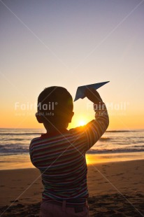 Fair Trade Photo Activity, Airplane, Animals, Beach, Birthday, Colour image, Colourful, Condolence/Sympathy, Dreaming, Evening, Fly, Flying, Light, Looking, Looking away, One, One boy, One child, People, Peru, Play, Playing, Sea, Shooting style, Silhouette, Sky, South America, Sun, Sunset, Vertical