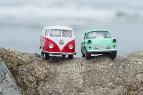 Fair Trade Photo Activity, Beach, Bus, Car, Colour image, Day, Holiday, Horizontal, Ocean, Outdoor, Peace, Peru, Sea, Seasons, South America, Summer, Transport, Travel, Travelling, Umbrella, Water