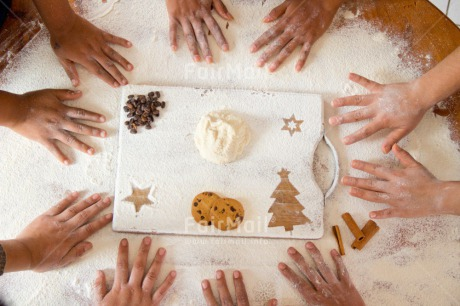Fair Trade Photo Activity, Baker, Christmas, Colour image, Hands, Horizontal, Kitchen, Peru, Preparing, Seasons, South America, White, Winter