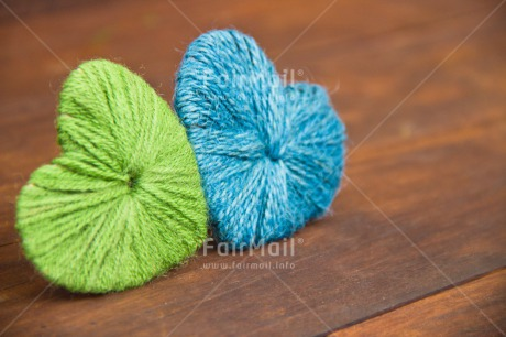 Fair Trade Photo Blue, Colour image, Couple, Fathers day, Friendship, Green, Heart, Horizontal, Love, Marriage, Mothers day, Peru, South America, Two, Valentines day, Wedding, Wool