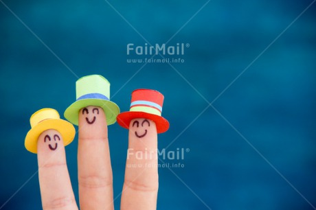 Fair Trade Photo Activity, Birthday, Brother, Celebrating, Clothing, Colour image, Emotions, Finger, Friendship, Good luck, Happiness, Hat, Horizontal, Paper, Peru, Sister, Smile, Smiling, South America, Together