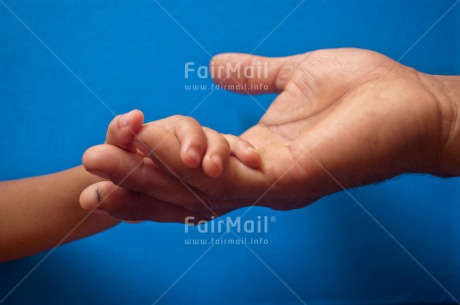 Fair Trade Photo Care, Closeup, Colour image, Father, Fathers day, Hand, Horizontal, Love, One child, One man, People, Peru, Shooting style, South America, Together, Two hands