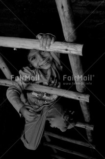 Fair Trade Photo Black and white, People, Peru, Shooting style, South America, Vertical