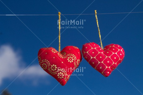 Fair Trade Photo Colour image, Heart, Horizontal, Love, Marriage, Peru, Sky, South America, Together, Wedding