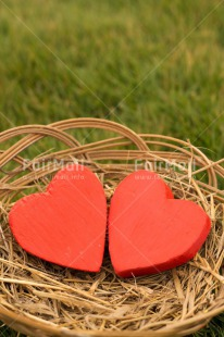 Fair Trade Photo Colour image, Heart, Love, Marriage, Peru, Red, South America, Vertical, Wedding