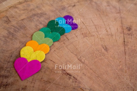 Fair Trade Photo Colour image, Colourful, Fathers day, Friendship, Heart, Love, Mothers day, Multi-coloured, Peru, South America, Together, Valentines day, Wood