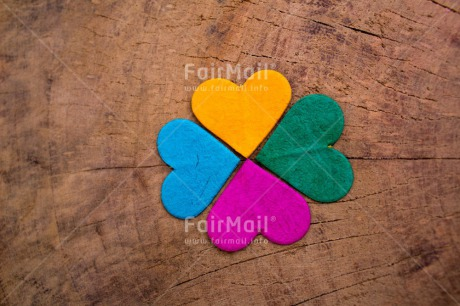 Fair Trade Photo Colour image, Colourful, Fathers day, Friendship, Good luck, Heart, Love, Mothers day, Multi-coloured, Peru, South America, Success, Together, Valentines day, Wood