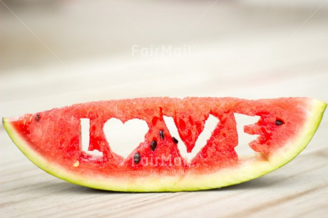 Fair Trade Photo Colour image, Food and alimentation, Fruits, Holiday, Horizontal, Love, Peru, Seasons, South America, Summer, Valentines day, Watermelon