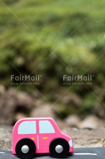 Fair Trade Photo Activity, Car, Colour image, Day, Fathers day, Outdoor, Peru, Red, Road, South America, Street, Transport, Travel, Travelling