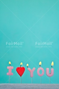 Fair Trade Photo Blue, Candle, Chachapoyas, Colour image, Heart, Letter, Light, Love, Marriage, Peru, Pink, Red, South America, Text, Thinking of you, Valentines day, Vertical, Wedding