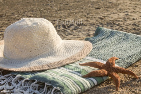 Fair Trade Photo Beach, Colour image, Holiday, Horizontal, Outdoor, Peru, Relax, South America, Starfish, Summer, Travel