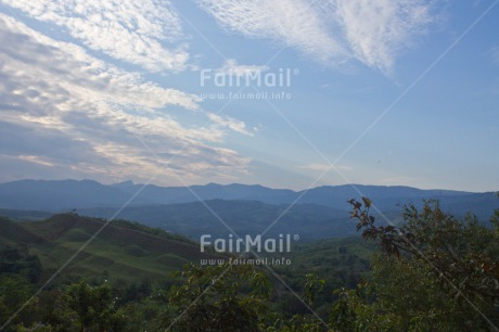 Fair Trade Photo Clouds, Colour image, Horizontal, Peru, Scenic, Sky, South America