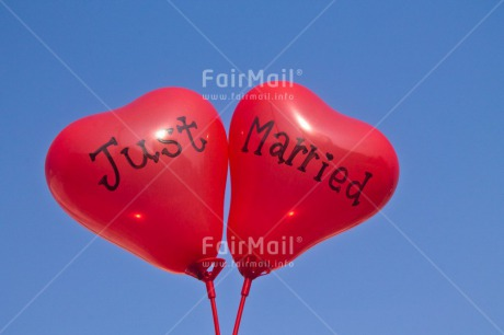Fair Trade Photo Balloon, Colour image, Heart, Horizontal, Letter, Love, Marriage, Peru, Red, South America, Wedding
