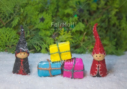 Fair Trade Photo Christmas, Colour image, Horizontal, Peru, South America, Together