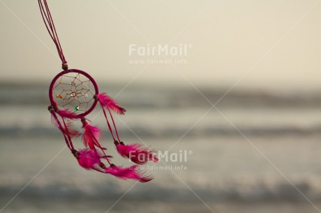 Fair Trade Photo Colour image, Dreamcatcher, Holiday, Horizontal, Peru, Sea, South America, Spirituality, Summer, Travel