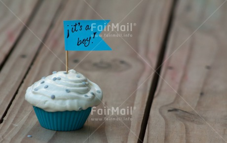 Fair Trade Photo Birth, Blue, Boy, Colour image, Cupcake, Horizontal, New baby, People, Peru, South America