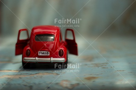 Fair Trade Photo Blue, Car, Colour image, Day, Father, Fathers day, Holiday, Horizontal, Light, Peru, Red, South America, Sunshine, Toy, Transport, Travel, Vintage