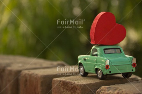 Fair Trade Photo Activity, Brick, Car, Carrying, Colour image, Day, Fathers day, Green, Heart, Horizontal, Love, Peru, Red, South America, Thank you, Toy, Transport, Travel, Travelling, Valentines day, Wood