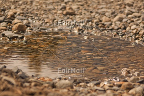 Fair Trade Photo Colour image, Condolence/Sympathy, Day, Horizontal, Lake, Nature, Outdoor, Peace, Peru, Silence, South America, Stone, Water