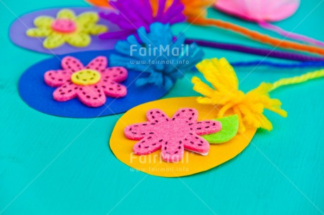Fair Trade Photo Colour image, Colourful, Easter, Egg, Food and alimentation, Horizontal, Paper, Party, Peru, South America