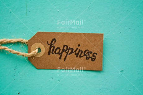 Fair Trade Photo Blue, Colour image, Emotions, Happiness, Happy, Horizontal, Indoor, Letter, Letters, Peru, South America, Text