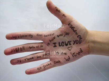 Fair Trade Photo Closeup, Colour image, Friendship, Hand, Horizontal, Letter, Love, Peru, South America, Valentines day